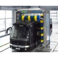 Πλυντήριο φορτηγών - λεωφορίων